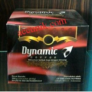 Kopi Dynamic Original 30 Sachet jual kopi dynamic coffe original 1 dus isi 10 sachet