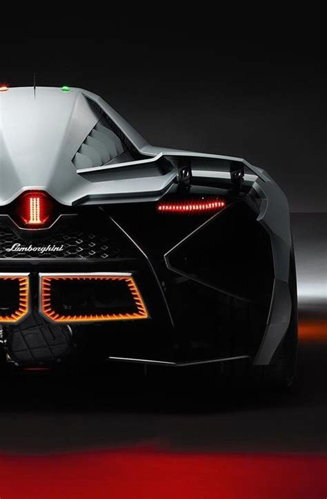 The Lamborghini Egoista The Lamborghini Egoista The Maddest Bull Cars