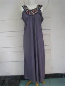 Gamis Terusan Dress Kaos Spandex Merah Tua Variasi Tumpuk Griya Gamis Baju Muslim Modern Dristributor Dan Eceran