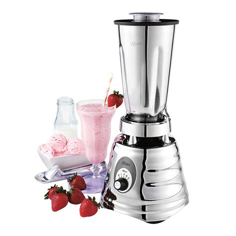 Blender Kitchen oster 174 classic series kitchen center blender glass jar