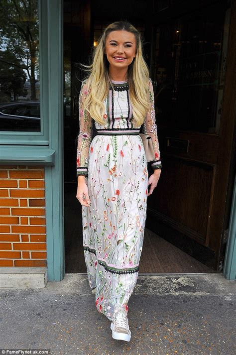 Dress Mic Mol rosie fortescue embodies workday chic at bridalwear launch wstale