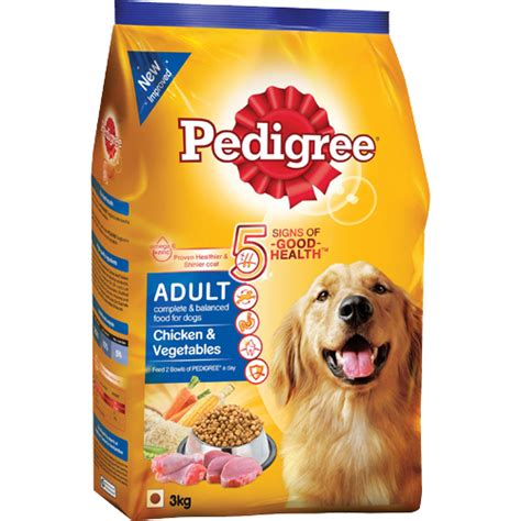 Pedigree 500 Gr Chicken And Vegetables Flavor pedigree food chicken vegetables global food