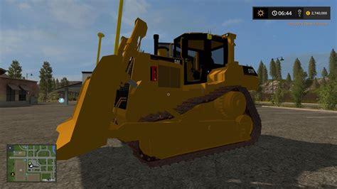 Tp Big cat d7r v1 0 fs 2017 farming simulator 2017 mod fs 17 mod