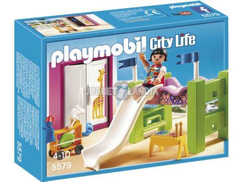 chambre enfant toboggan acheter playmobil chambre enfants avec lanterne et