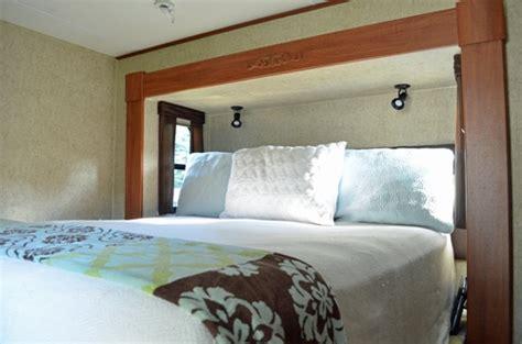 rv bedroom rv bedroom trailers wagons pinterest