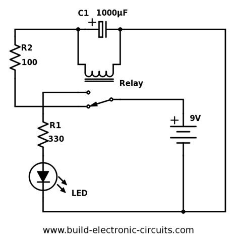 simple wiring diagram using relays wiring diagram with