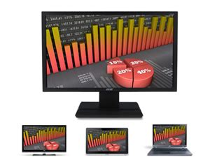 Led Acer 19 5inch K202hql acer k202hql led monitor 19 5 inch black