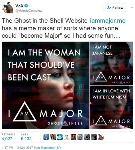 Ghost In The Shell Meme - iammajor know your meme