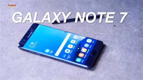 Samsung Galaxy Note 7 Review   Trusted Reviews