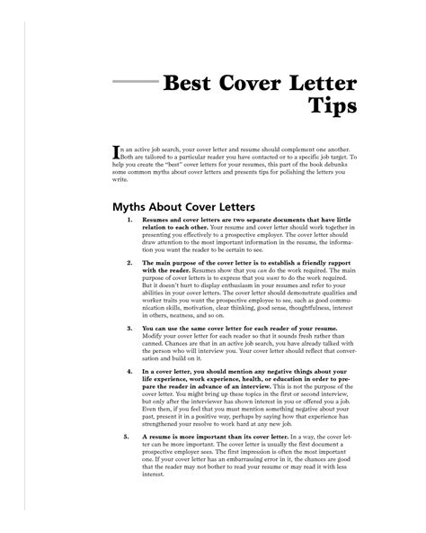 best resume cover letter best cover letters for resume resume exles 2017
