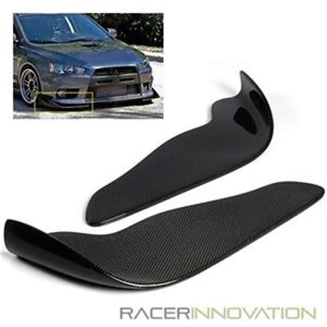 Bodykit Bemper Mobil Universal type 2 carbon fiber front bumper lip kit canard