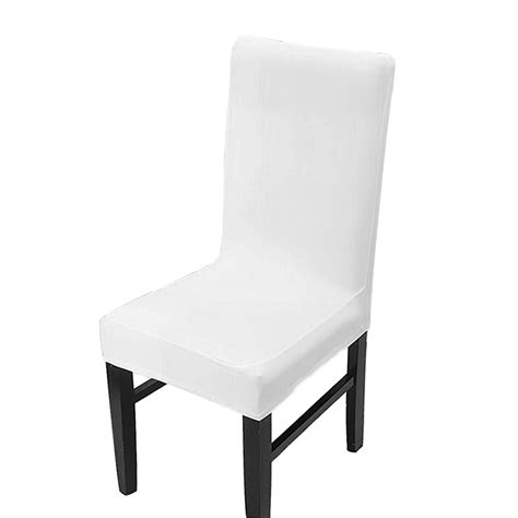 Dining Room Chair Stretch Seat Covers Stretch Spandex Dining Room Wedding Banquet Chair Cover