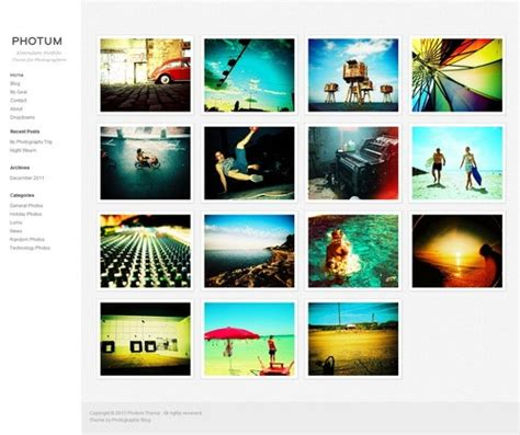 free wordpress photoblog themes 45 best free responsive photography wordpress themes