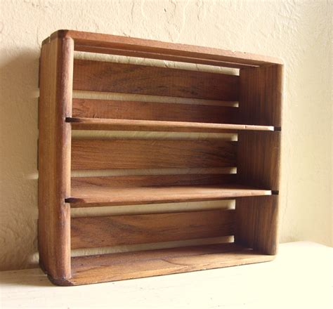 wood box shelves small rustic wood crate shelf wooden shadow box curio shelves