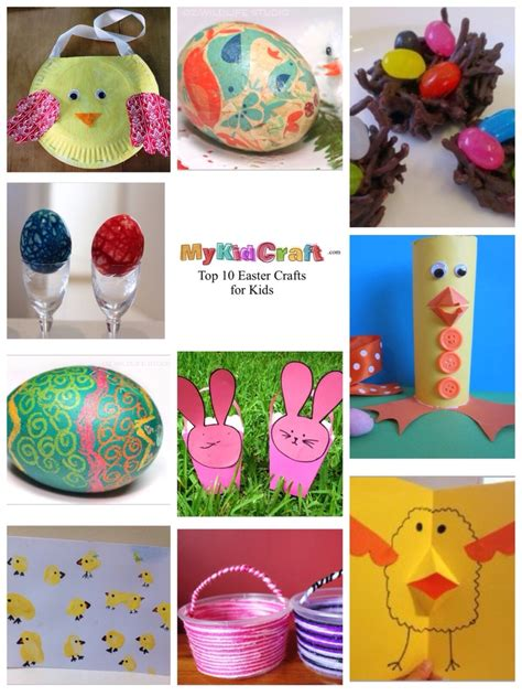 kid craft ideas top 10 easter crafts for my kid craft