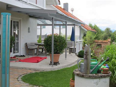 g nstige terrassen berdachung aus holz terrassen 252 berdachung eisen anbau terrassen berdachung aus