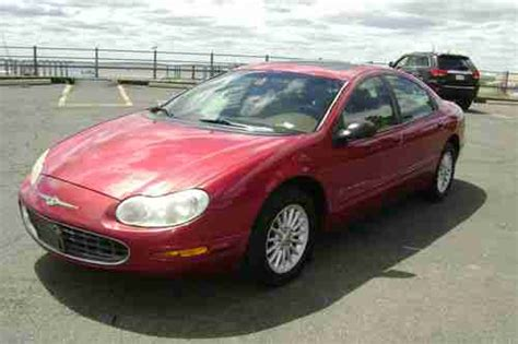 buy used 1999 chrysler concorde lxi auto v6 low miles 71k clean no reserve in revere
