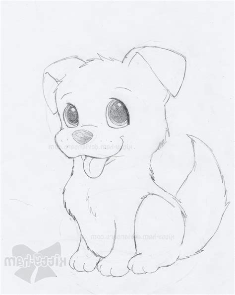 Drawing Easy by Surprising Puppy Drawing Easy 3 Of A Drawings Puppies