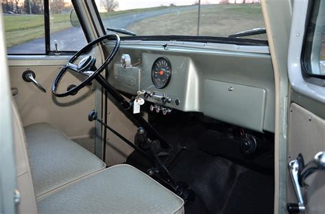 4 Door Jeep Interior 1960 Willys Jeep 4 Door Wagon 138982