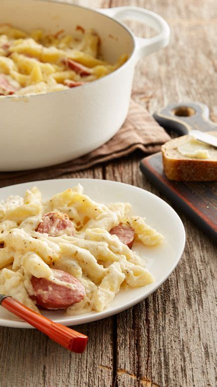 Reader Recipe Turkey And Cheesy Pasta by 25 Best Ideas About Cheesy Sausage Pasta On