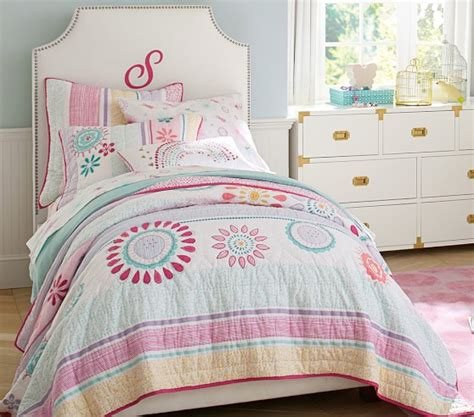 pottery barn kids headboard personalized sylvia upholstered bed headboard pottery