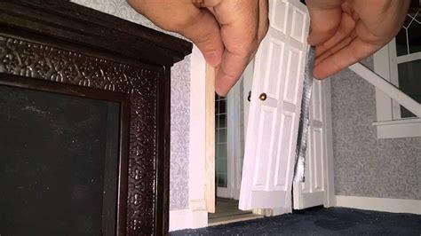 dollhouse doors dollhouse closet and bedroom doors