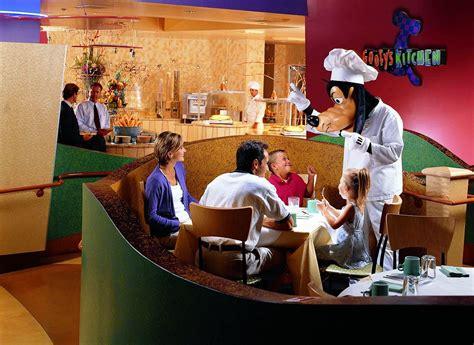 Goofys Kitchen Cost by Disneyland Hotel On Disneyland Resort Property 2017