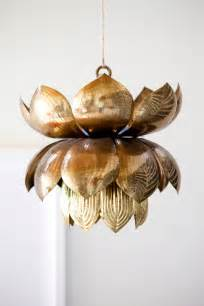 Lotus Pendant Light Lotus Chandelier The Pursuit Of Style