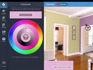 see your room in new colors before you actually paint it