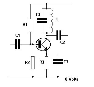 integrated circuit tuned lifier tuned lifier tutorial circuits junction transistors electronic hobby projects