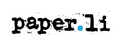 paper l paper li is mainly a service of which provide a application and this application will
