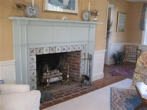 Cape Cod Fireplace cape cod interior fireplace projects to try