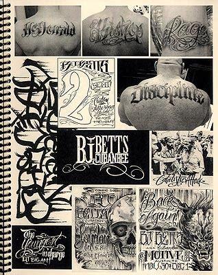 Bj St Etnic klet3225 lettering vol 3