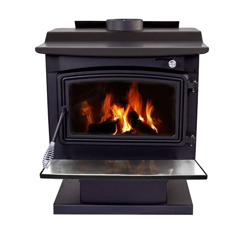 Canadian Fireplaces by Pleasant Hearth Ph35ps 35 000 Btu Medium Pellet Stove