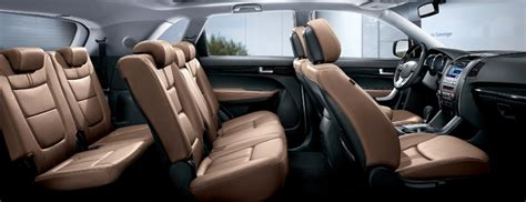 How Many Seats In A Kia Sorento Kia Sorento 7 Seater 2017 Ototrends Net