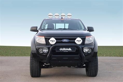 imagenes de pick up ford tuning ford ranger als pick up monster black beast autodinos