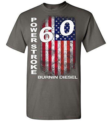 T Shirt Europe Truck Abu Abu powerstroke 6 0 power stroke diesel truck t shirt buy