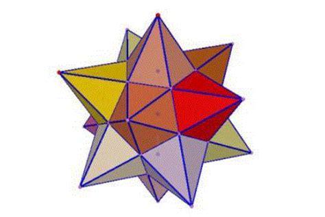 varias imagenes en una figura latex poliedros regulares no convexos uruguay educa