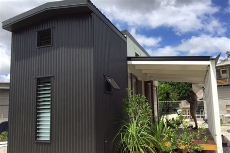 Small Homes Queensland Tiny House Gives Queensland Families New Take On