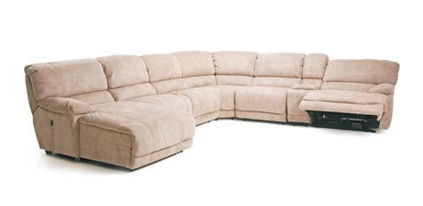 Cheers Sectional Sofa by Cheers Furniture Pillow Arm Reclining Sectional Sofa With