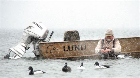 duck hunting boat death a passion for duck hunting duluth news tribune