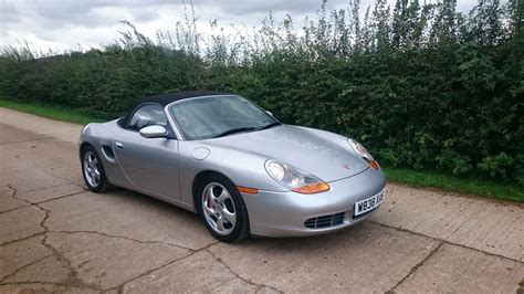 2000 Porsche Boxster by Used 2000 Porsche Boxster 986 96 04 S For Sale In