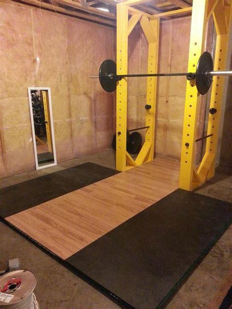 Outdoor Power Rack by Diy Squat Rack Shoulder Workout Home