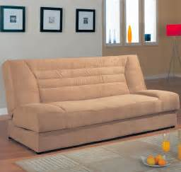 convertible sofa bed with storage armless fabric convertible sofa bed with storage