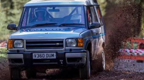 land rover discovery review top gear m3 powered land rover discovery rally car top gear