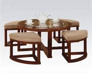 Coffee Table Ottoman Set Patia Cherry Finish Coffee Table And Ottoman Set