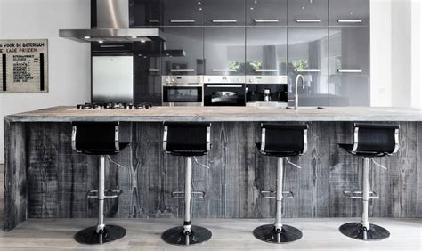 Miele Kitchen Design by Restylexl Barnwood Keukens Kookeiland Product In Beeld