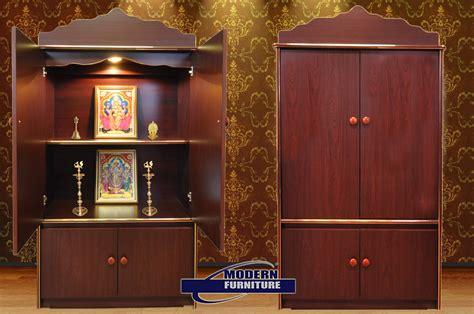 Pooja Cabinets ? Modern Furniture Mfg Inc