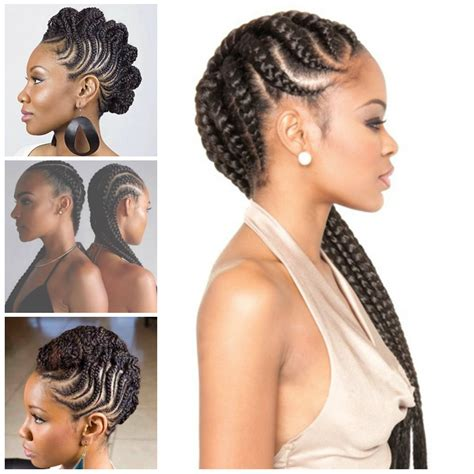 2017 latest braided hair style hair braiding styles 2017 hairstyle getty