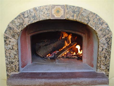 start your in the middle of the pizza oven